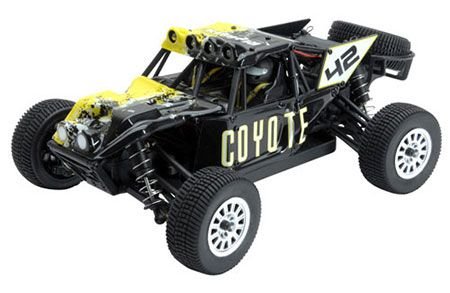 COYOTE AUTO ELETTRICA OFF ROAD TRUGGY CON LUCI