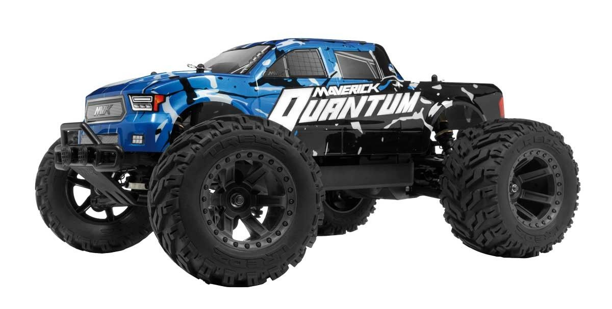 QUANTUM MT 1/10 MONSTER TRUCK 4WD RTR