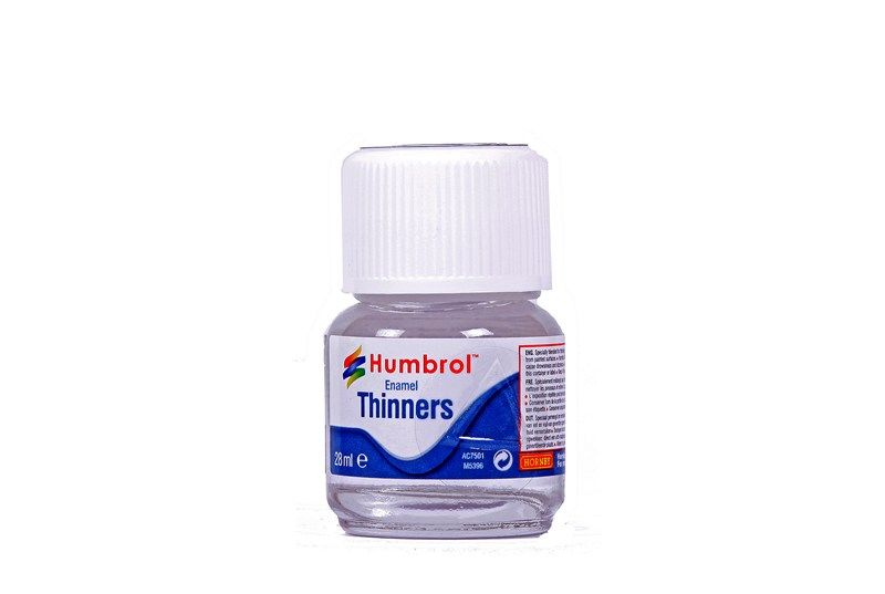 DILUENTE THINNERS HUMBROL 28ml