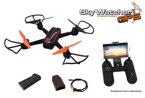 DRONE SKY WATCHER GPS FPV WiFi