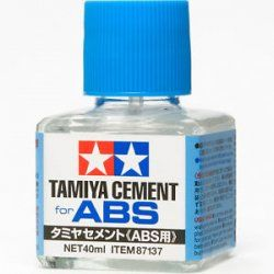 TAMIYA CEMENT COLLA PER ABS