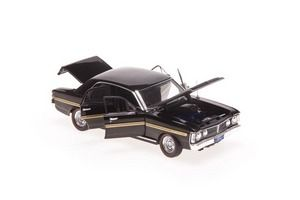 FORD FALCON XY GT ONYX BLACK 1/43