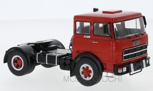 FIAT 619 N1 1980 RED 1/43