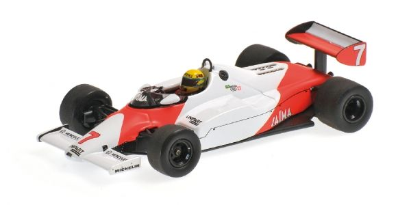 McLAREN FORD MP4/1C A. SENNA 1983 1/73