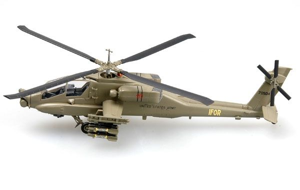 AH-64A 2-227 ELICOTTERO US. ARMY 1/72