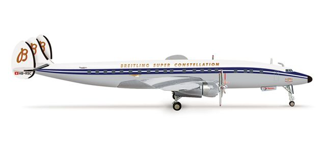 LOCKHEED L-1049H SUPER CONSTELLATION FLYERS 1/200