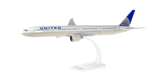 BOEING 777-300ER UNITED AIRLINES 1/200 SERIE SNAP