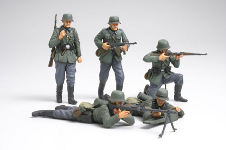 GERMANY INFANTRY (FRENCH CAMPAIGN) 1/35