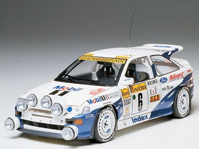 FORD ESCORT RS COSWORTH MONTECARLO 1994 KIT 1/24