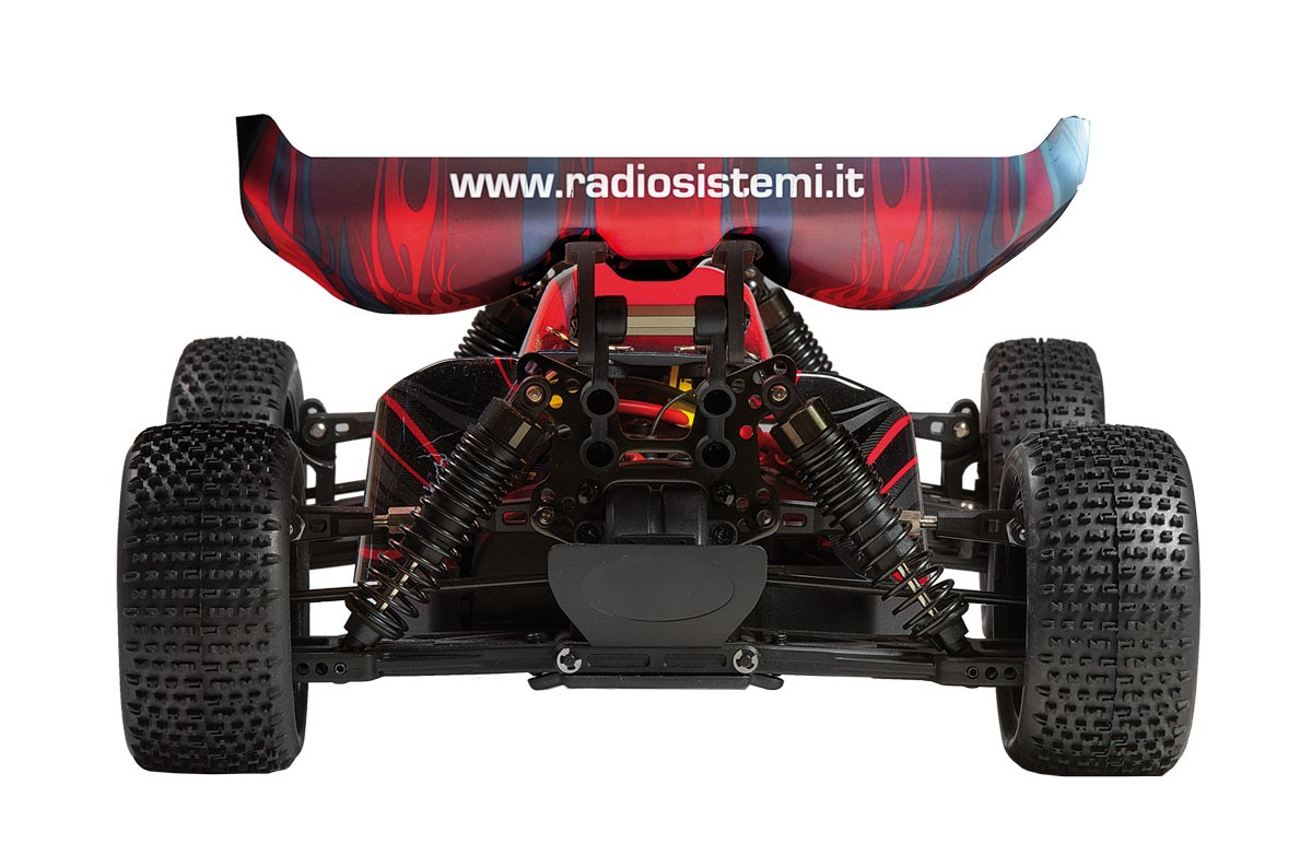 AUTO EVO BUGGY RC 1/10 BRUSHED OFF ROAD