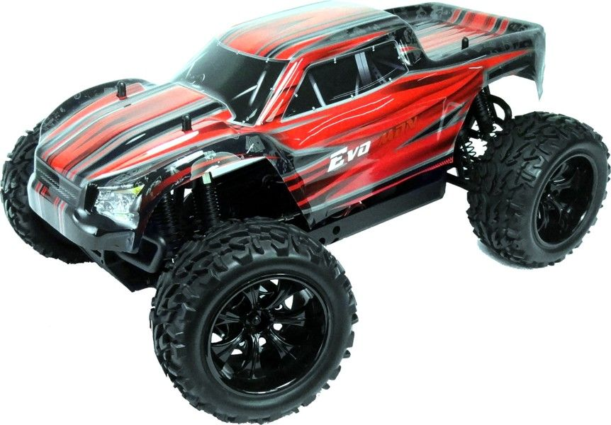AUTO EVO MONSTER RC 1/10 BRUSHED RTR