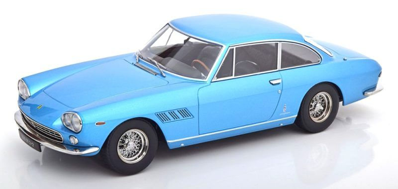 FERRARI 330 1964 LIGHT BLUE 1/18 KK SCALE