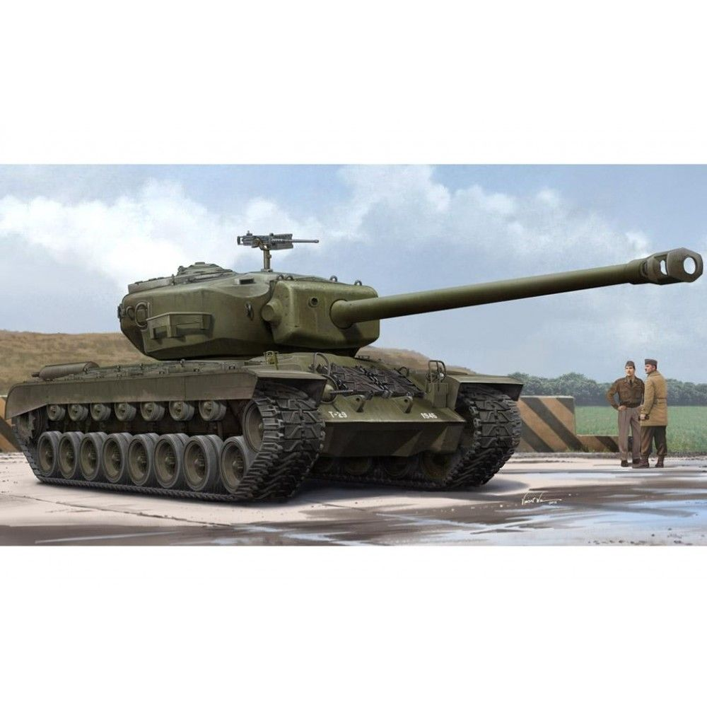 US T29E1 HEAVY TANK 1/35